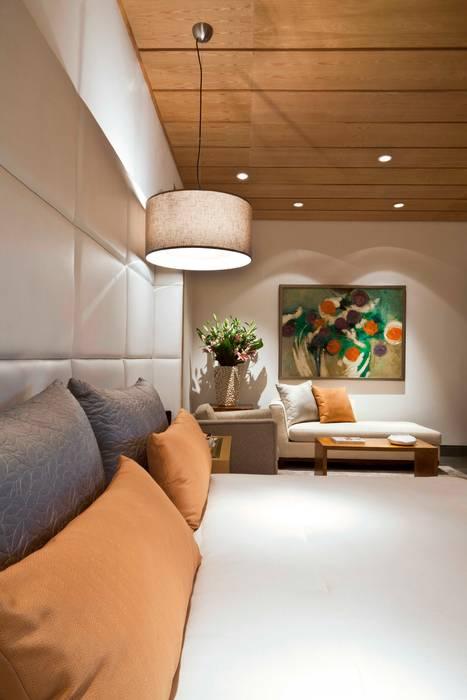 Recamara principal Dormitorios modernos de ARQUIPLAN Moderno