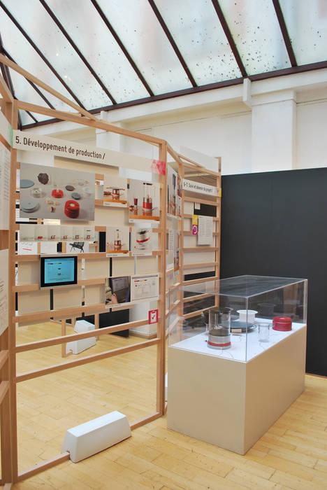 Design: l'exp(l)osition, scénographie par Mbd Moderne