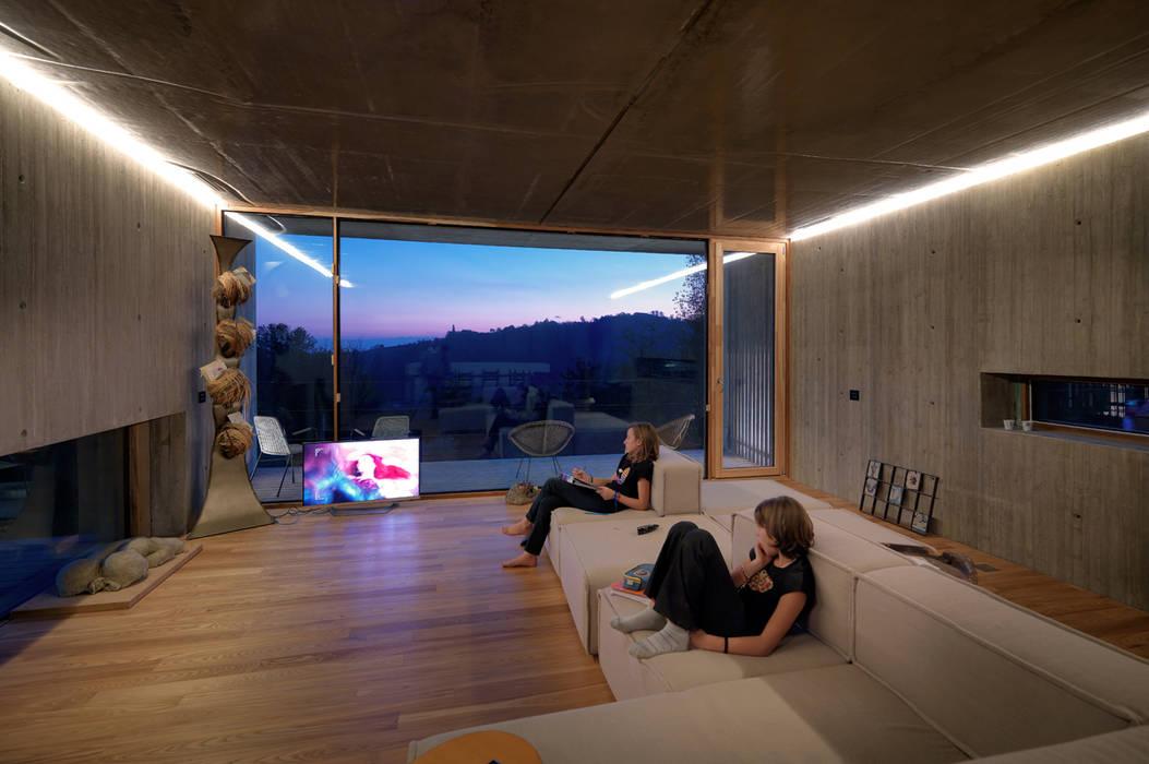minimalistic Houses by FL Architetti