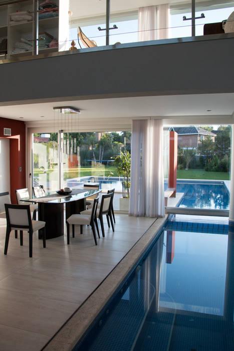 Modern Dining Room by LEBEL Modern