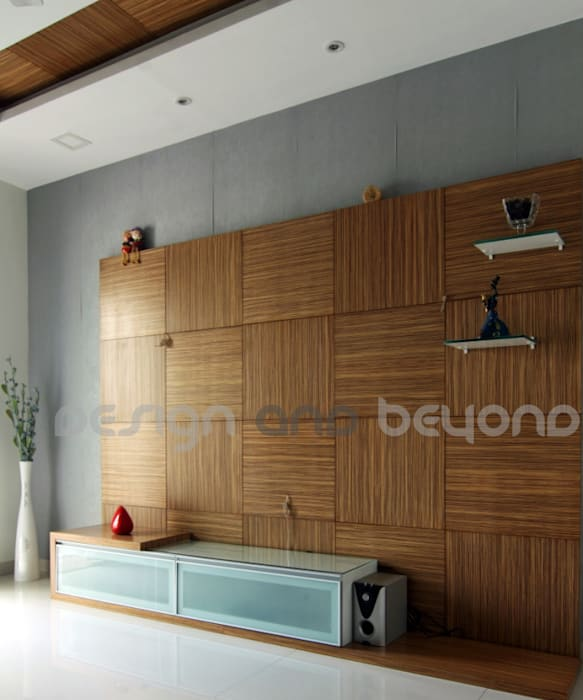 MEDIA UNIT Design and beyond Modern houses