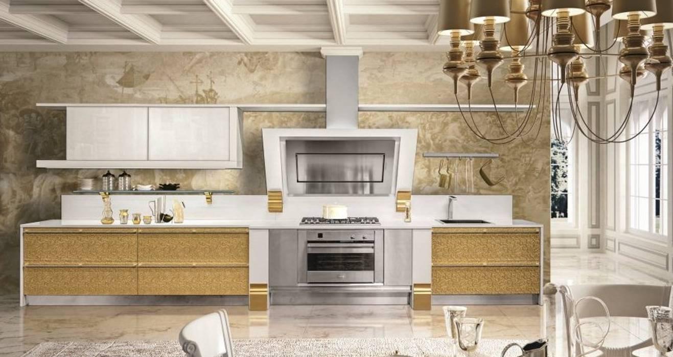 Lusso moderno in stile barocco di home cucine moderno | homify