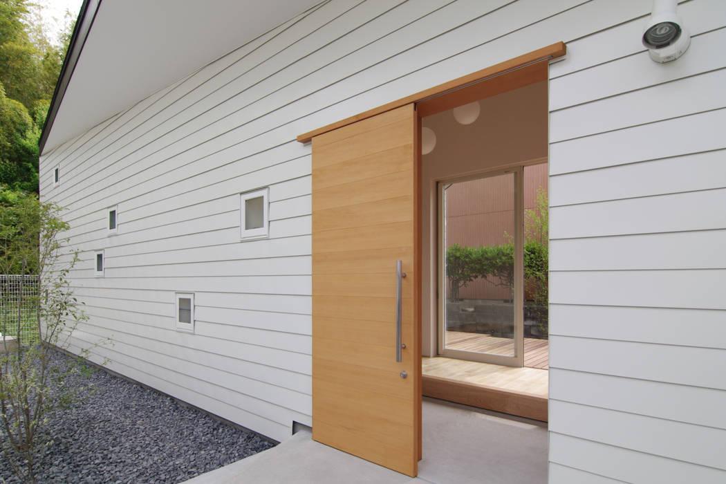 稜線の家: ウタグチシホ建築アトリエ/Utaguchi Architectural Atelierが手掛けた家です。