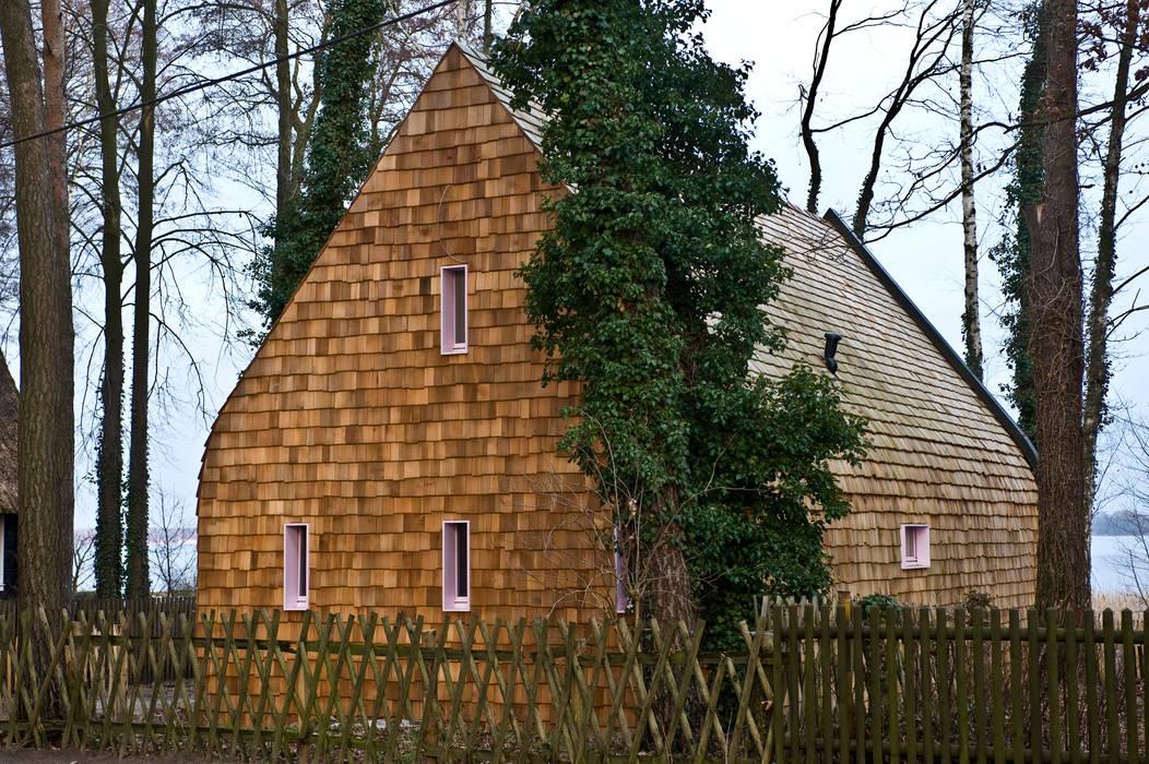 Houses by Pfeiffer Architekten