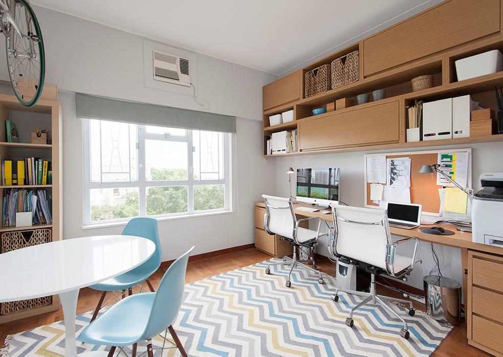 Study Nicole Cromwell Interior Design 房子