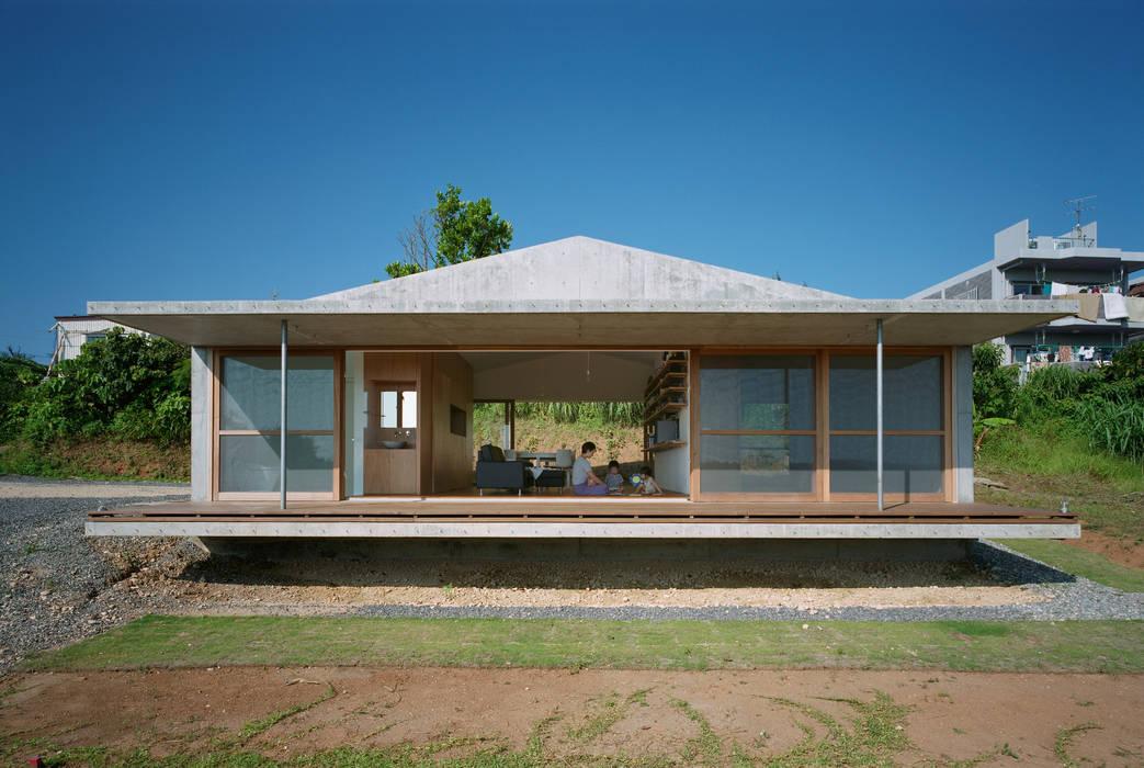 villa921: ハルナツアーキが手掛けた家です。