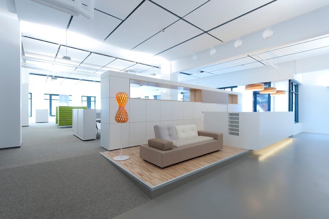 Offices & stores by dreizehngrad