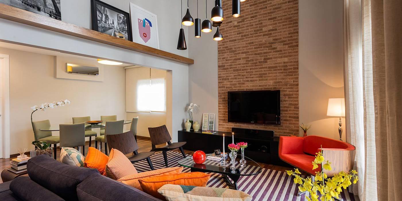 Modern living room by SESSO & DALANEZI Modern