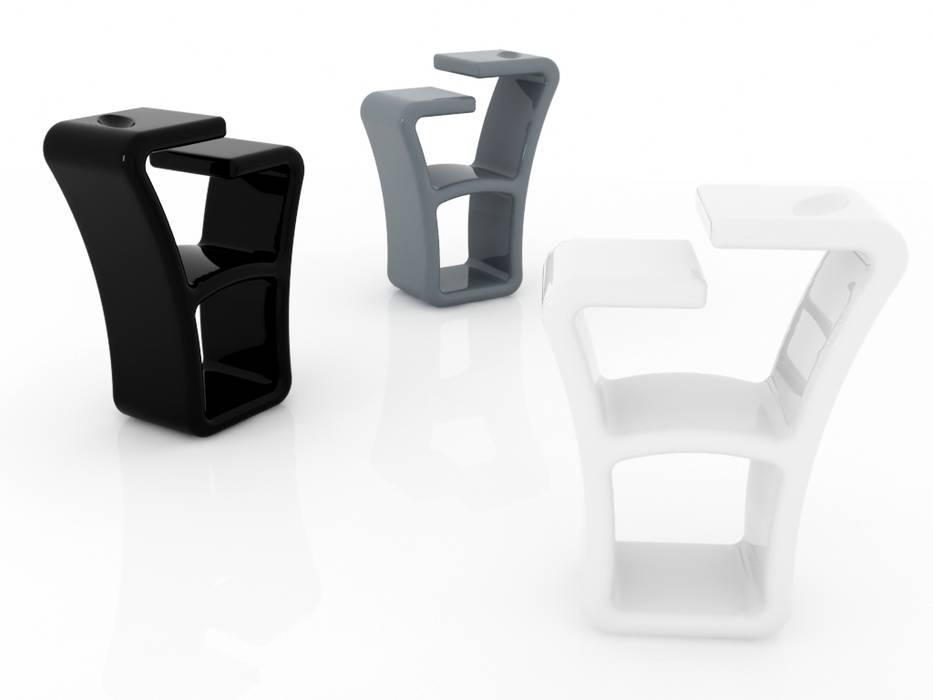 Twice Paolo D'Ippolito - idee e design HogarAlmacenamiento