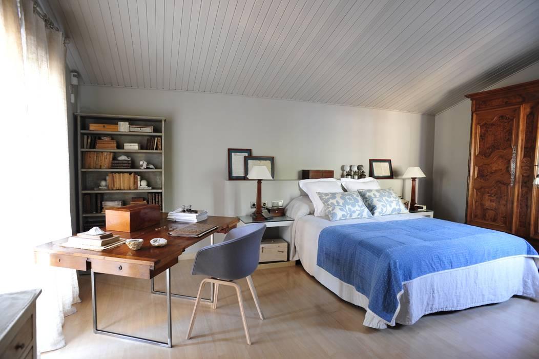 BONBA studio ห้องนอน