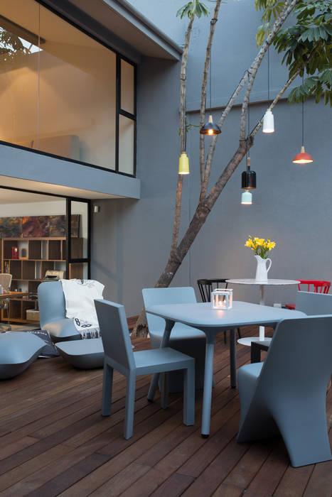 Casa + Gourmet Espacios comerciales de estilo moderno de Natural Urbano Moderno