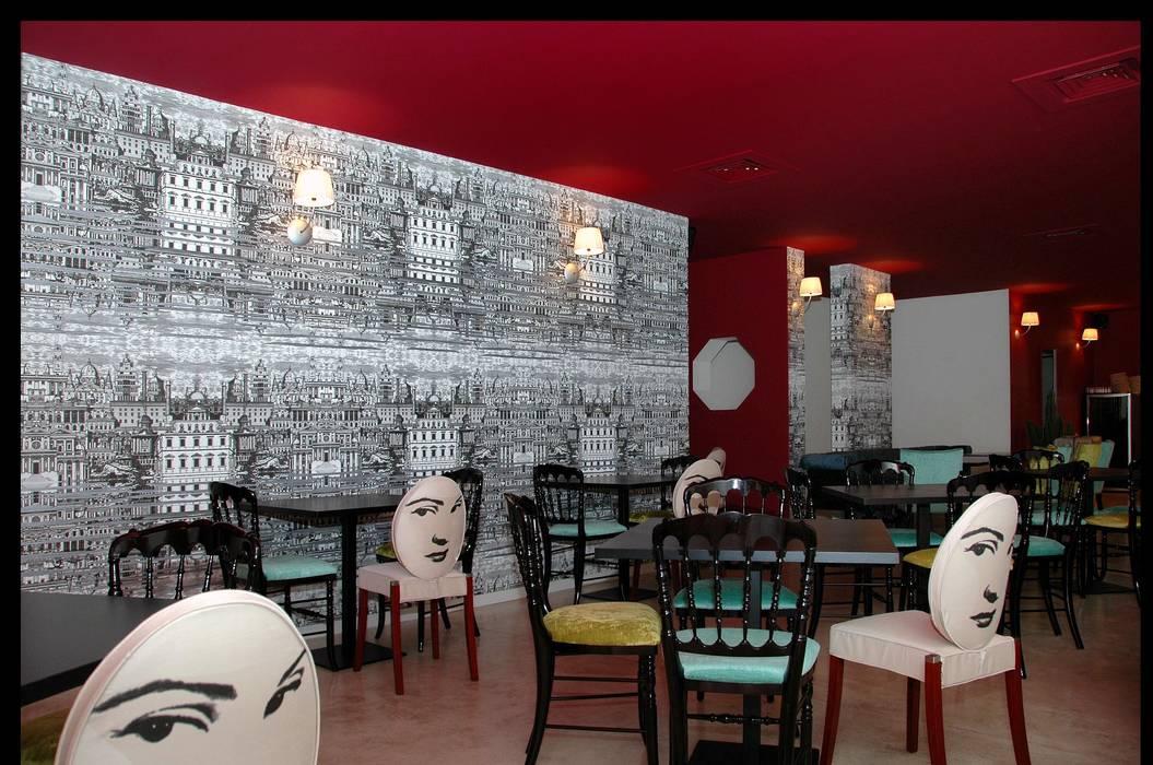 Restaurant St Fiacre par Saga Design Éclectique