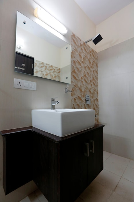 Bathroom:  Houses by DESIGN5