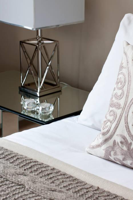 Details: modern Bedroom by Roselind Wilson Design