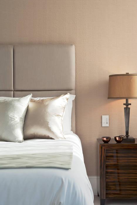 Bedroom Details Modern style bedroom by Roselind Wilson Design Modern