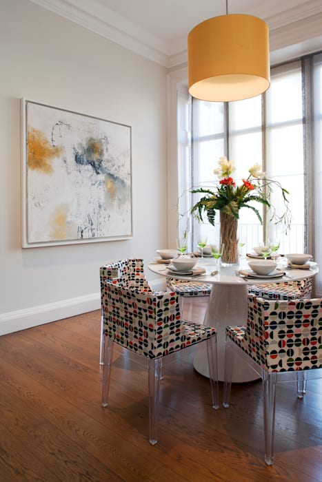 Dining Area: modern Dining room by Roselind Wilson Design
