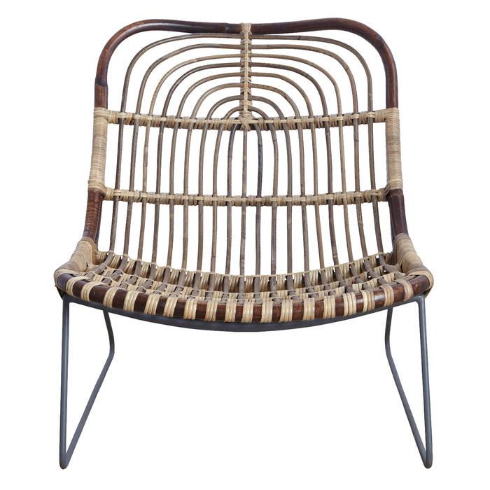 Kawa lounge chair An Artful Life CasaArticoli Casalinghi