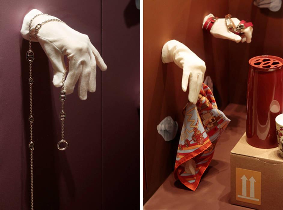 Hermès Suisse par atelier aer