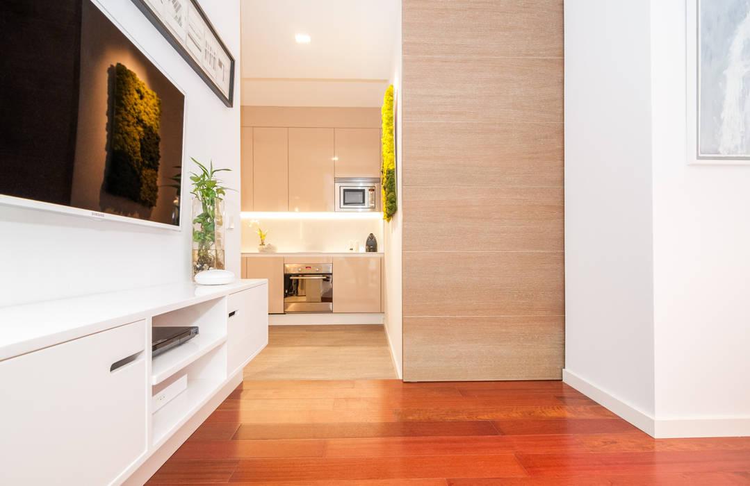 Interior design by Cuarto Interior