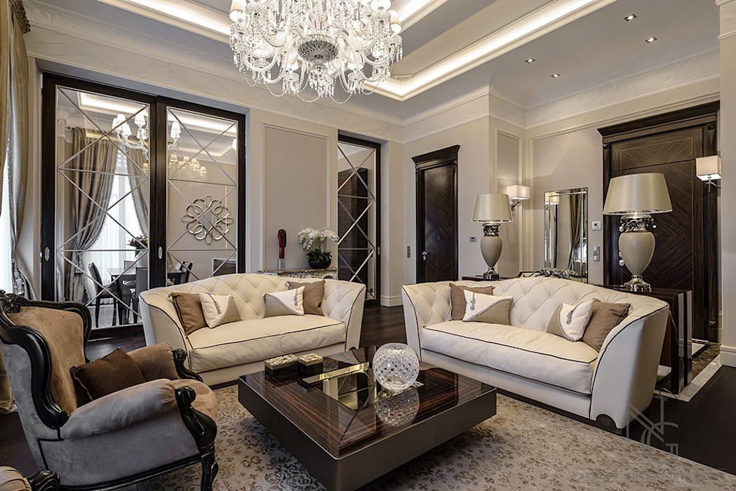Ng-studio di san remo : soggiorno in stile di architphoto ...