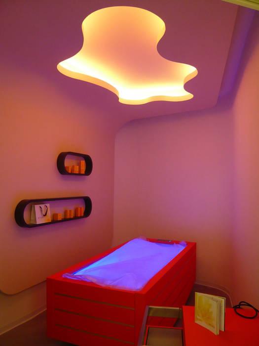 Panacea: Spa in stile  di Studio Stefano Pediconi
