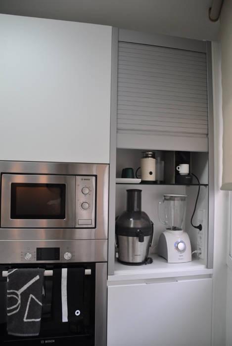مطبخ تنفيذ VETZARA 3 S.L., حداثي