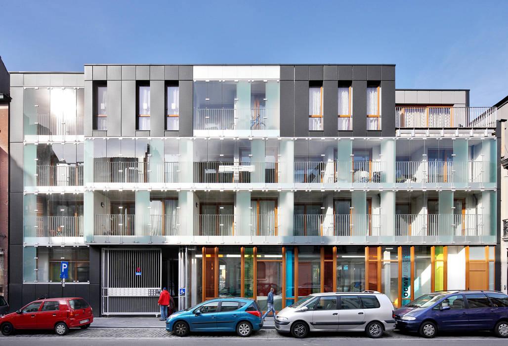 Savonnerie Heymans par MDW Architecture