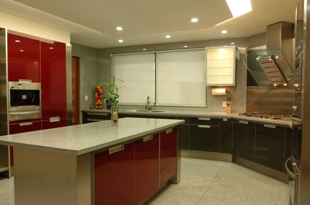 PH B Las Nubes: Cocinas de estilo  por ARCO Arquitectura Contemporánea ,