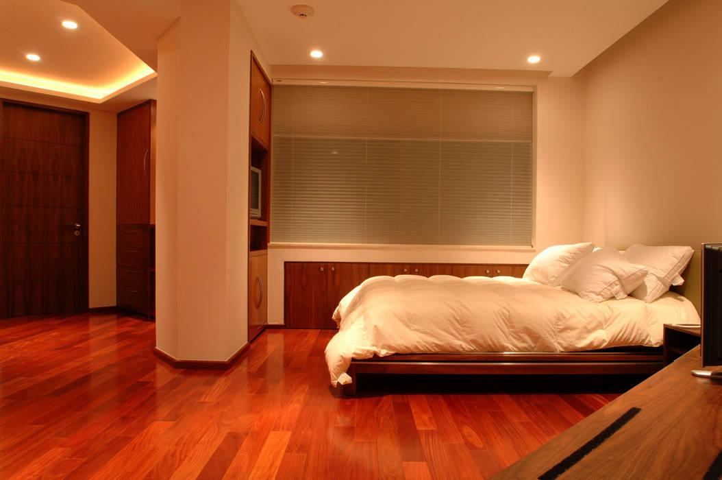 Bedroom by ARCO Arquitectura Contemporánea