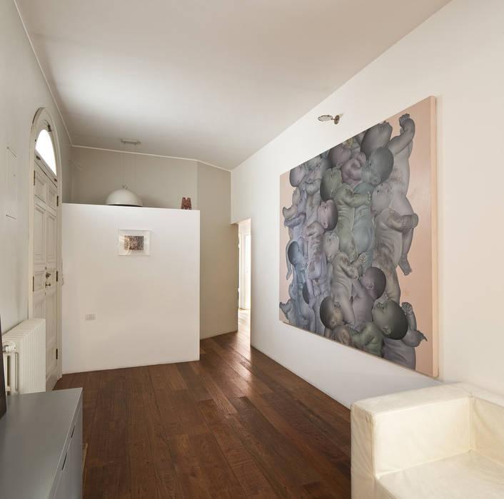 Architettura E Design Interni.Abitazione Aventino Paesaggio D Interni In Stile Di Luca Solazzo