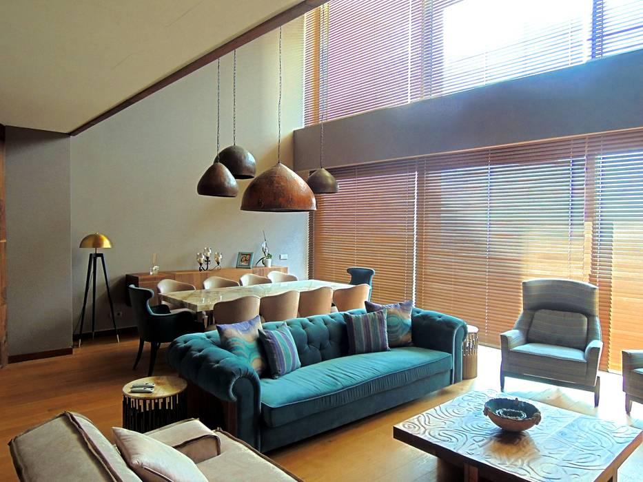 Salas de estilo moderno de Visage Home Style Moderno