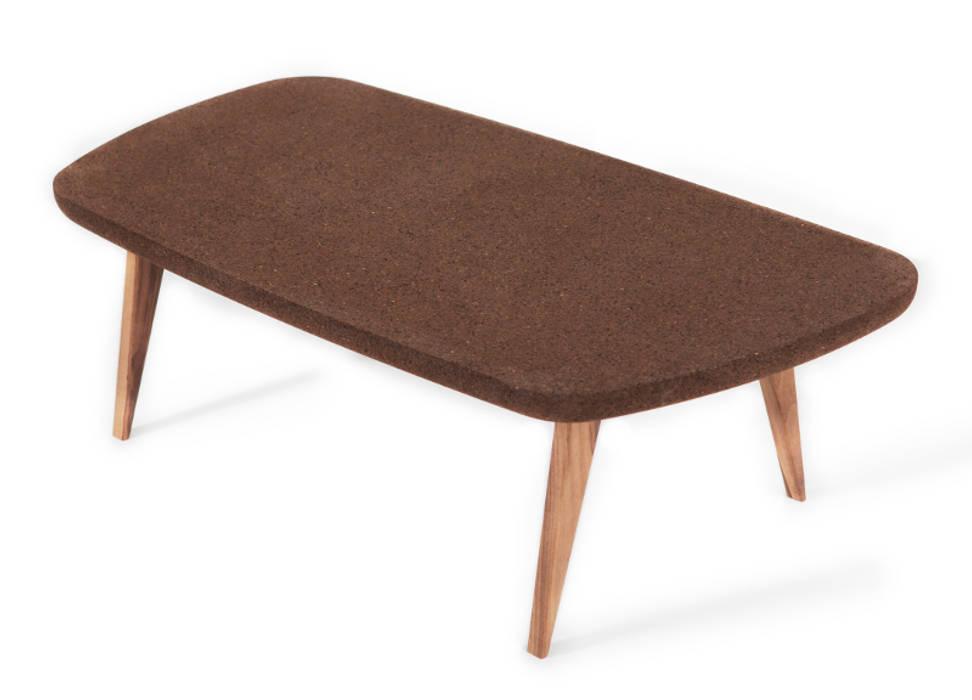 Kork Tisch Modern Von Wanderbird Mobel Modern Homify