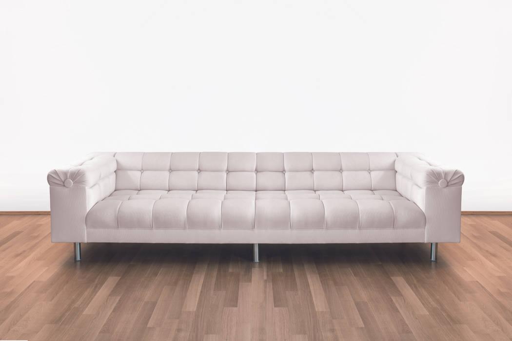uh .Wand & Raum GmbH Living roomSofas & armchairs