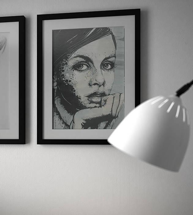 spot04_particolare soggiorno1 Soggiorno moderno di Studiod3sign Moderno