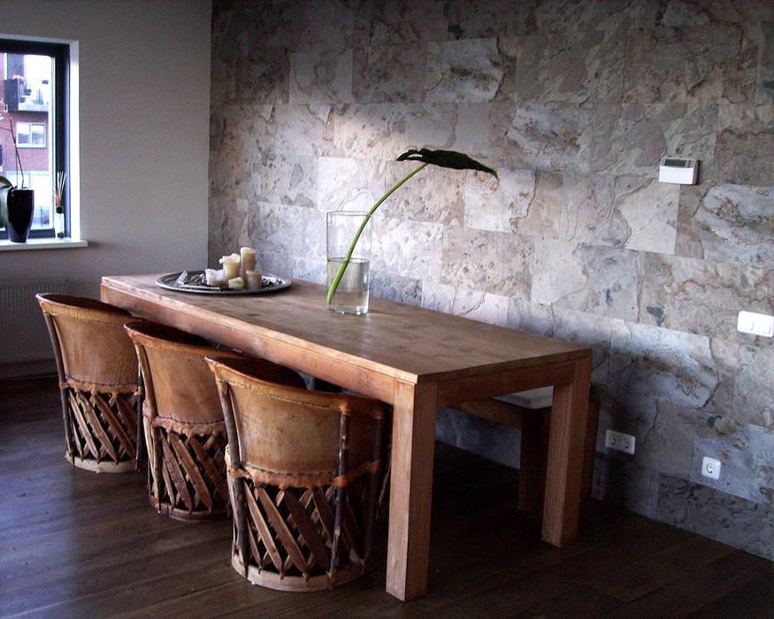 Designflex: Salle à manger de style de style Classique par Naturamat