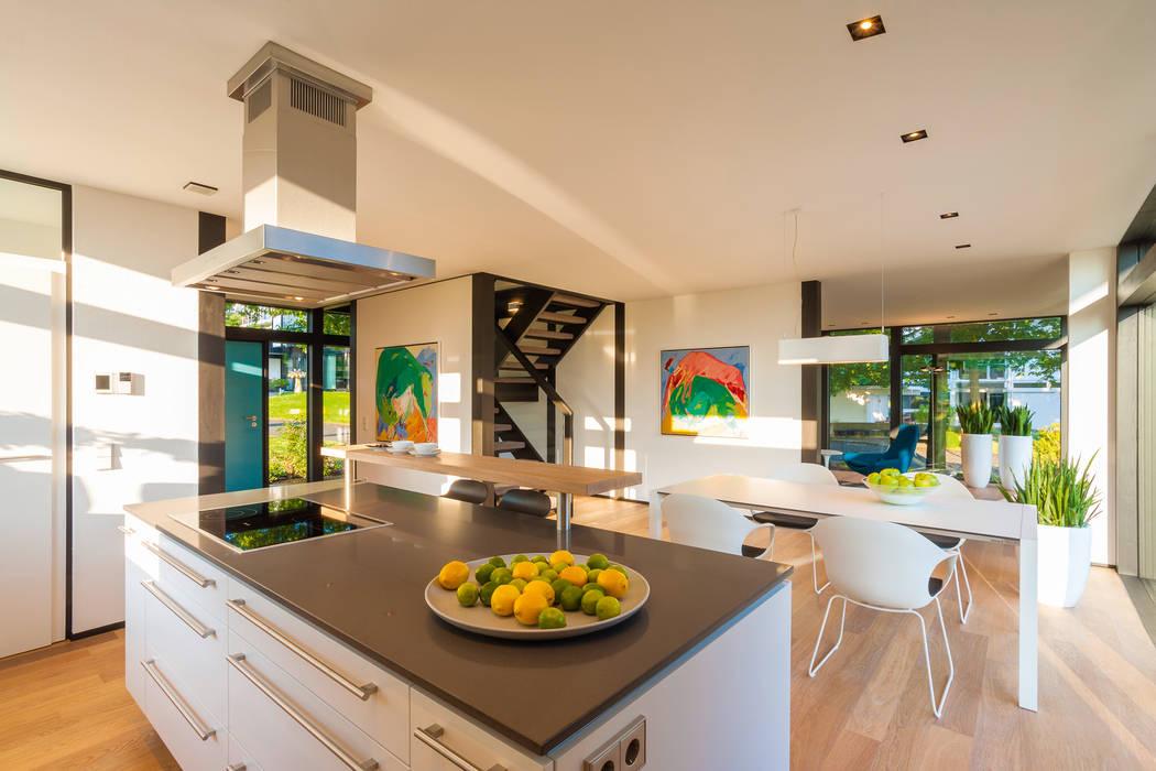HUF Haus MODUM 7:10 Moderne Küchen von HUF HAUS GmbH u. Co. KG Modern