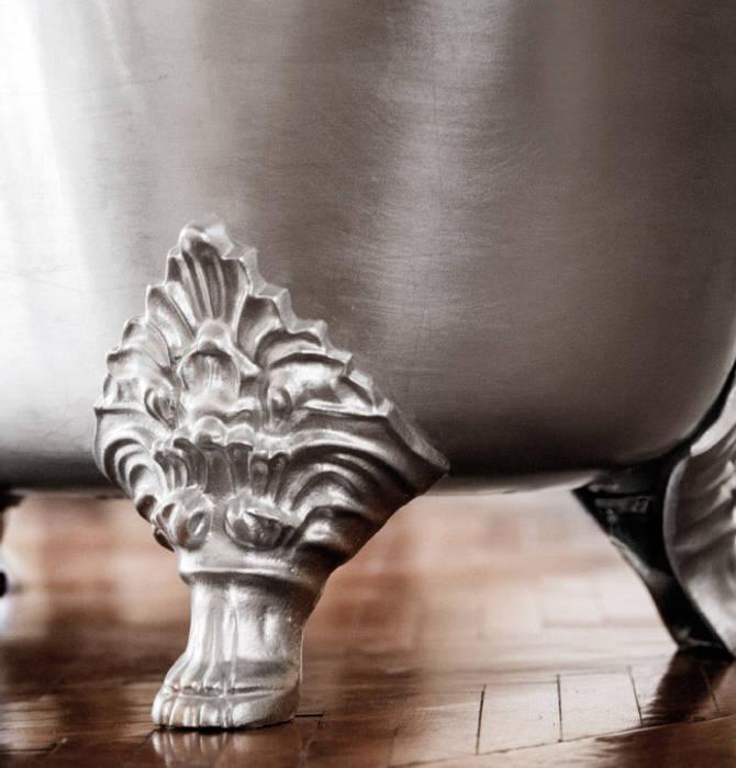 Vasca Carlton Decorata - dettaglio piede Gentry Home BagnoVasche & Docce
