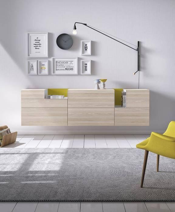 Aparador moderno de estilo de muebles capsir moderno - Muebles capsir ...