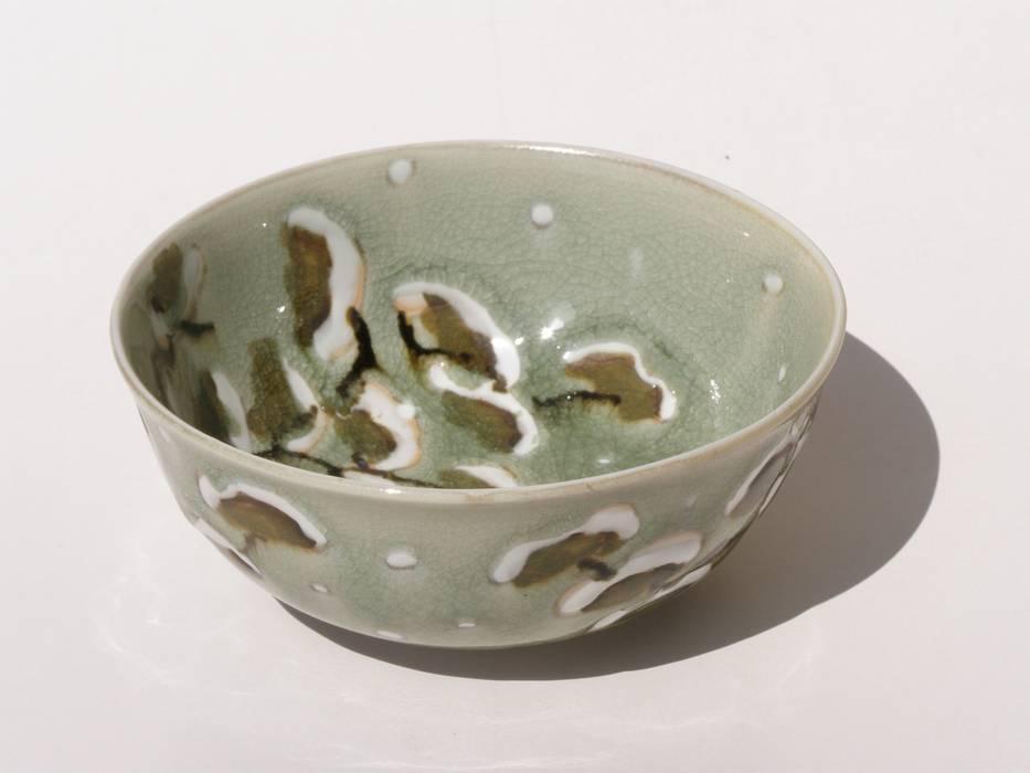 Bols en porcelaine:  de style  par Malika Chouieb, Asiatique