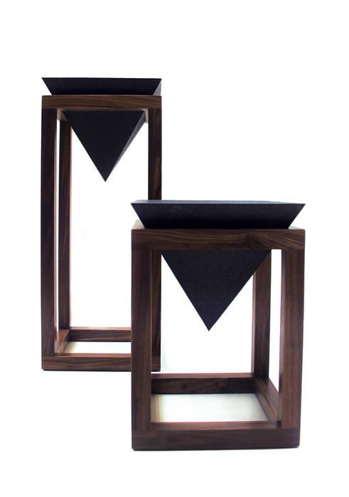 KAROO: Salas de estilo  por Eban & Co.