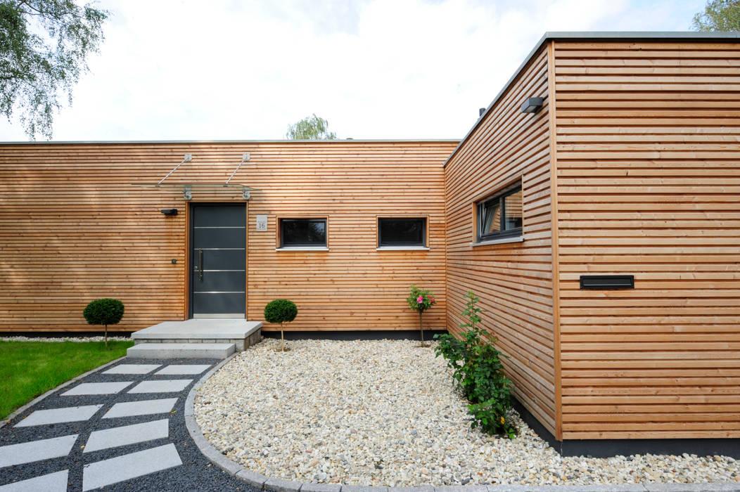 Außenaufnahme Moderne Häuser von Bau-Fritz GmbH & Co. KG Modern
