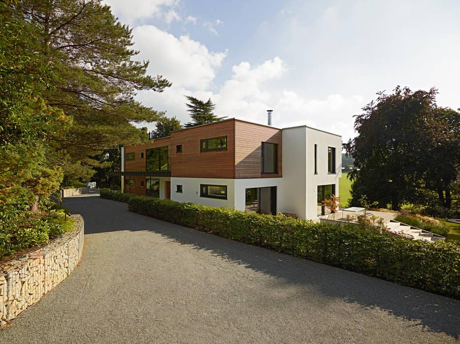 Houses by Bau-Fritz GmbH & Co. KG, Modern