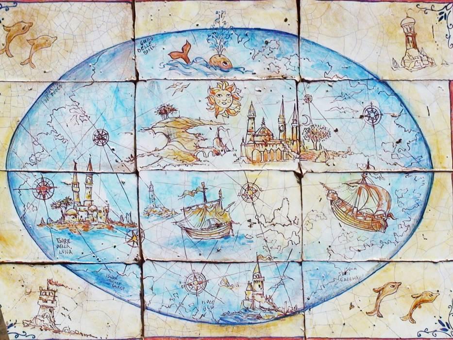 de La Fleche Design Mediterráneo Cerámico
