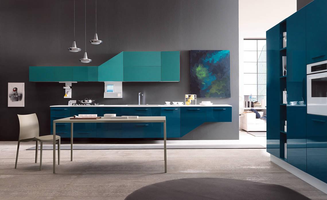 Alicante - Fashion & Design: Cucina in stile  di Matteo Beraldi Design Office