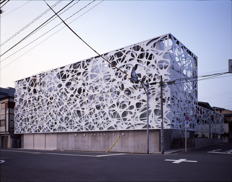 Häuser von studio M architects / 有限会社 スタジオ エム 一級建築士事務所,