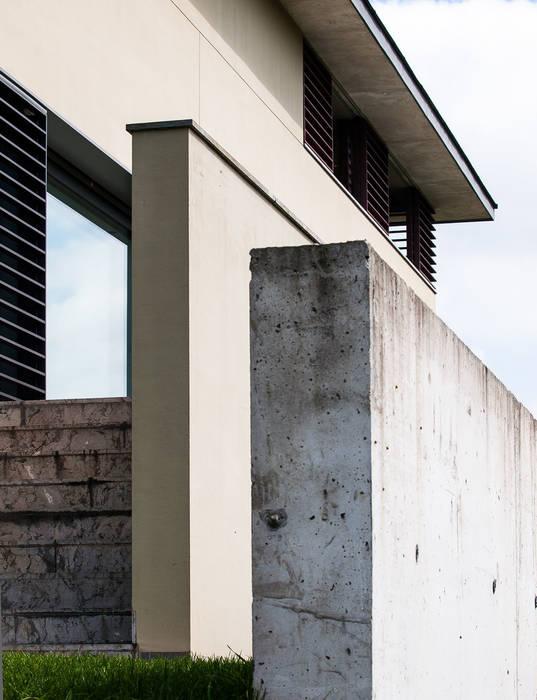 Vivienda en Asturias EAS Arquitectura Casas de estilo moderno