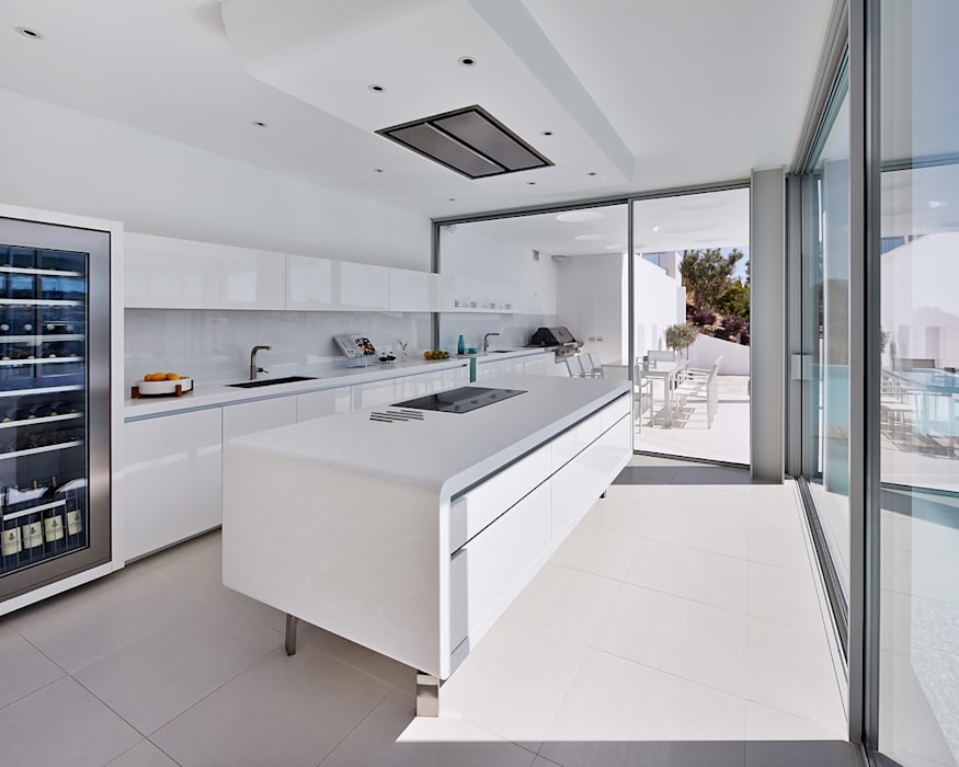 Modern kitchen by Philip Kistner Fotografie Modern