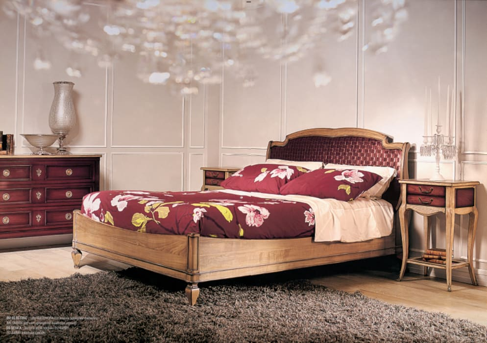 Baltimora camera da letto in stile di grande arredo homify - Camera da letto grande ...