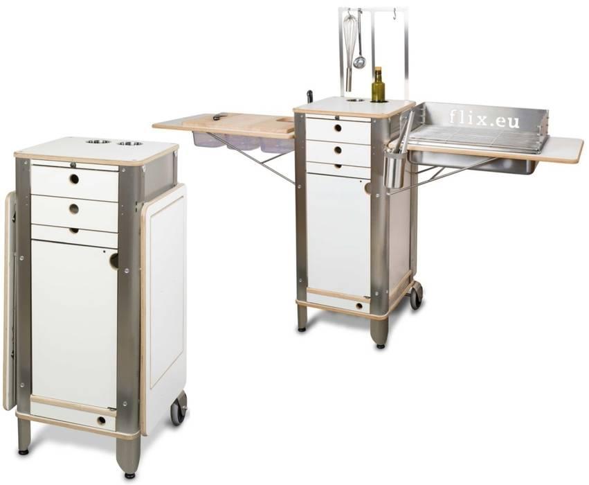 flix Live - moving kitchen von Flix GmbH