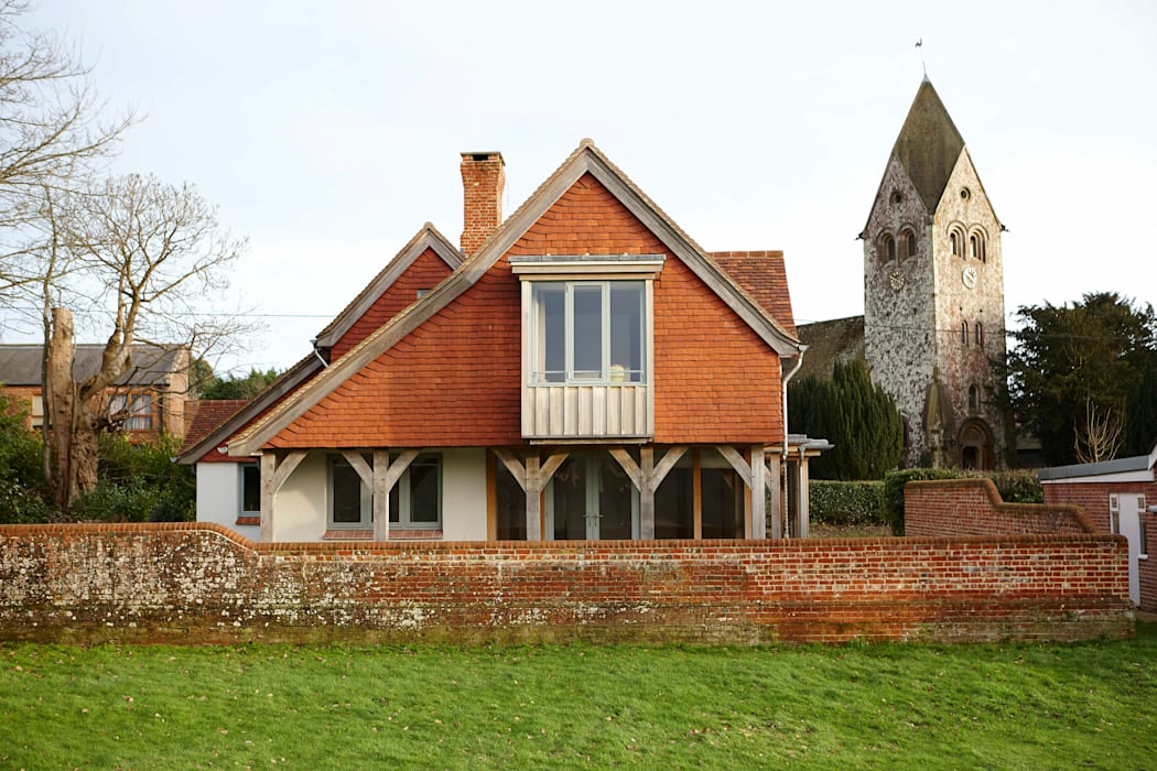 Stable Cottage: country Houses by Adam Coupe Photography Limited